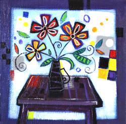 24-84 oil paintingu