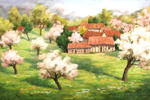 春のcohancourt