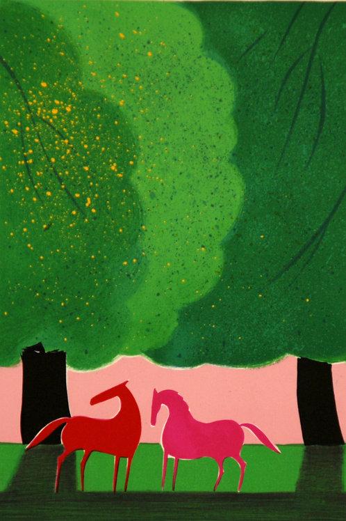 ラシュス 緑の森
