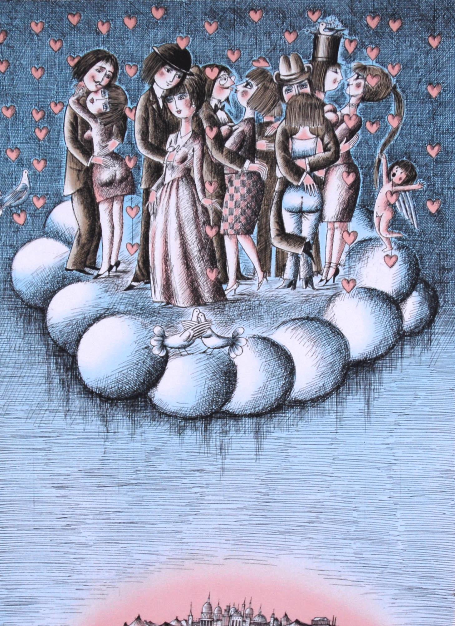 ペイネ 雲の上のパーティー