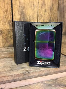 Zippo Lighter - Butterflies