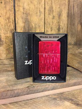 Zippo Lighter - Iced Zippo Flame