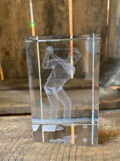 Glass Golf Award