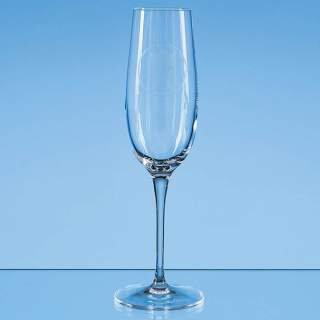 Champagne Flute Plain Design