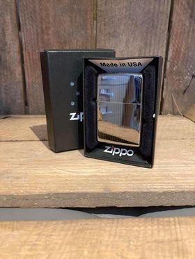 Zippo Lighter - Engine Turned
