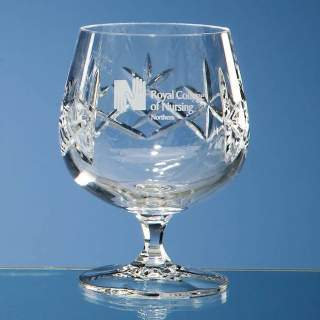 Brandy Crystal Glass
