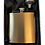 Thumbnail: Hip Flask 6oz Rose with Funnel in Gift Tin