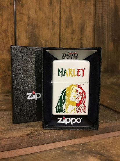 Zippo Lighter - Bob Marley