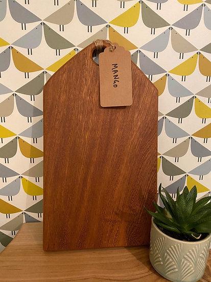 Mango Hand Crafted Board