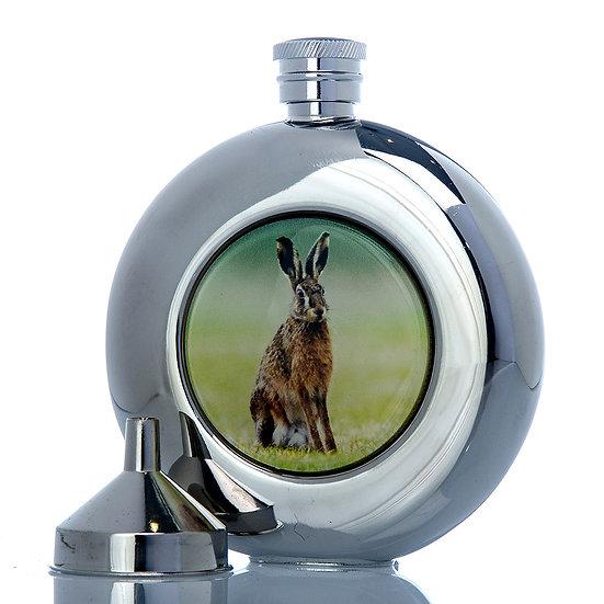 Hip Flask 6oz - Hare