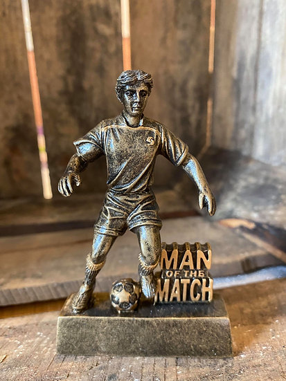 Job Lot - Man of the Match Football Awards