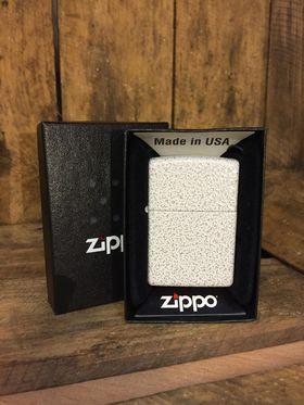 Zippo Lighter - Mercury Glass Matte
