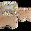 Thumbnail: Diamante Design Bone Shaped Pet Tag