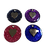 Thumbnail: Glitter Heart Pet Tag - Various Colours