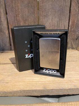 Zippo Lighter - Lotus