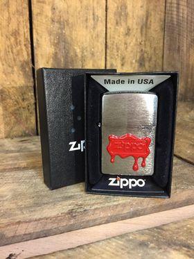 Zippo Lighter - Red Wax Seal