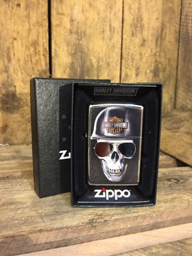 Zippo Lighter - Harley Davidson Sunglasses