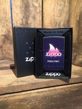 Zippo Lighter - Gaming