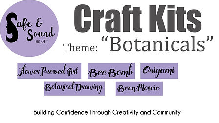 Contact us if you wish to receive a Craft Kit