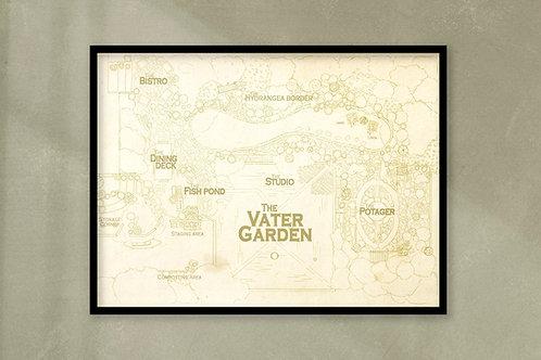 The Vater Garden Portrait, Digital Download