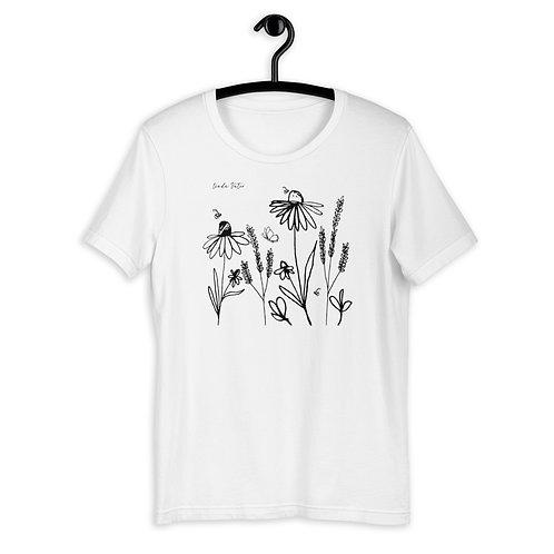 Pollinator White T-shirt