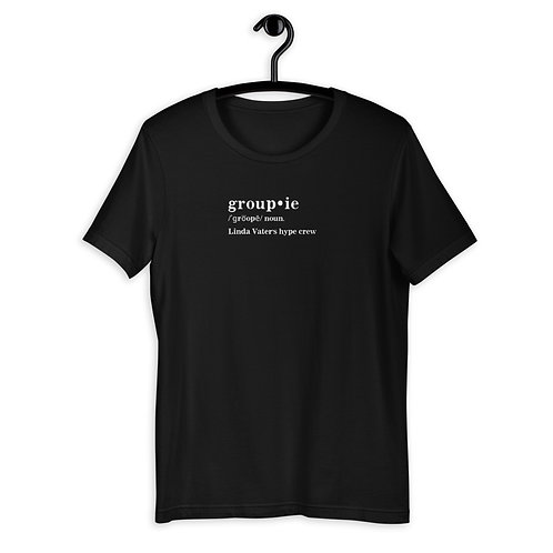 Groupie Black T-Shirt