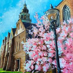 Spring in Martini Kerk