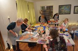 Painting workshop: Ladies Night