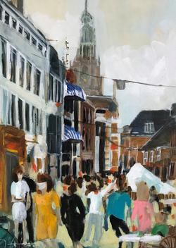 Zwanestraat Groningen