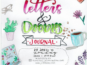 WORKSHOP: Letters and Doodles