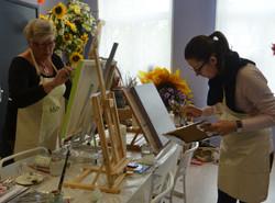 Painting Workshop: Flower Power