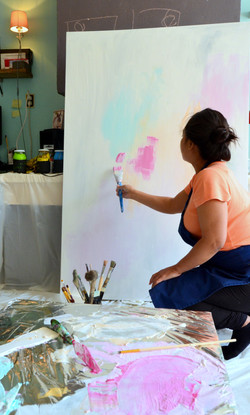 Workshop: Intuitive Painting