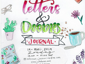 """""""Sketch A Day!"""" Workshop: Letters and Doodles"""