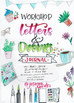 """Sketch A Day!"" Workshop: Letters and Doodles"