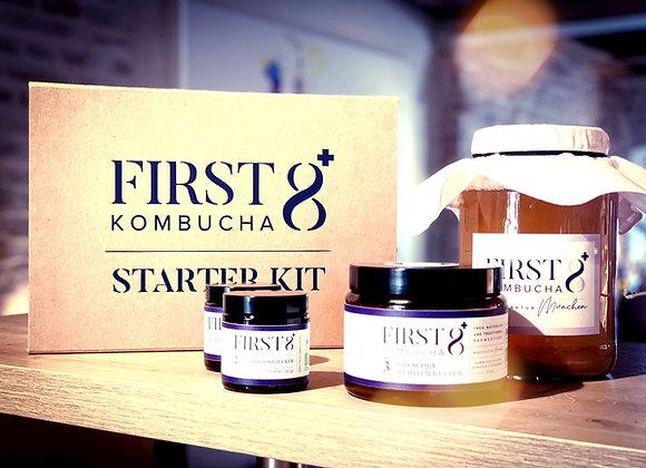 Kombucha Starter Set mit SCOBY