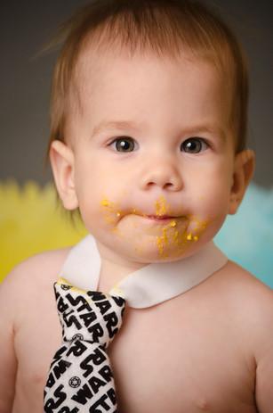 Cambridge Child Photography Cake Smash