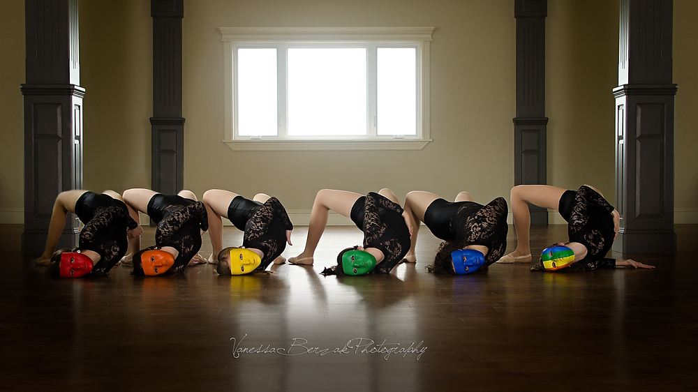 """Human"" Contemporary Dancers from Miramichi, NB"