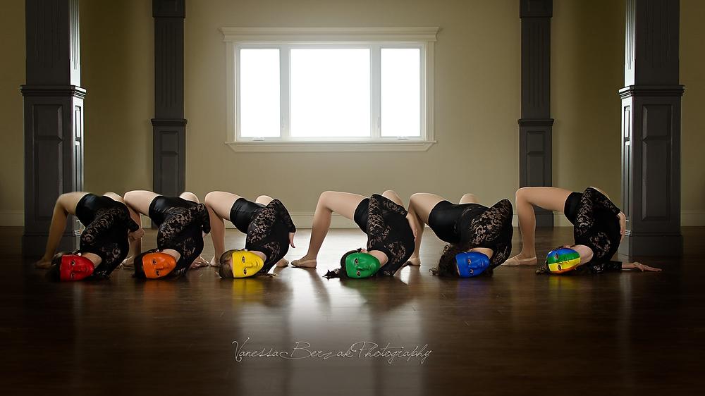 """Human"" Contemporary Dancers from Miramichi, NB"