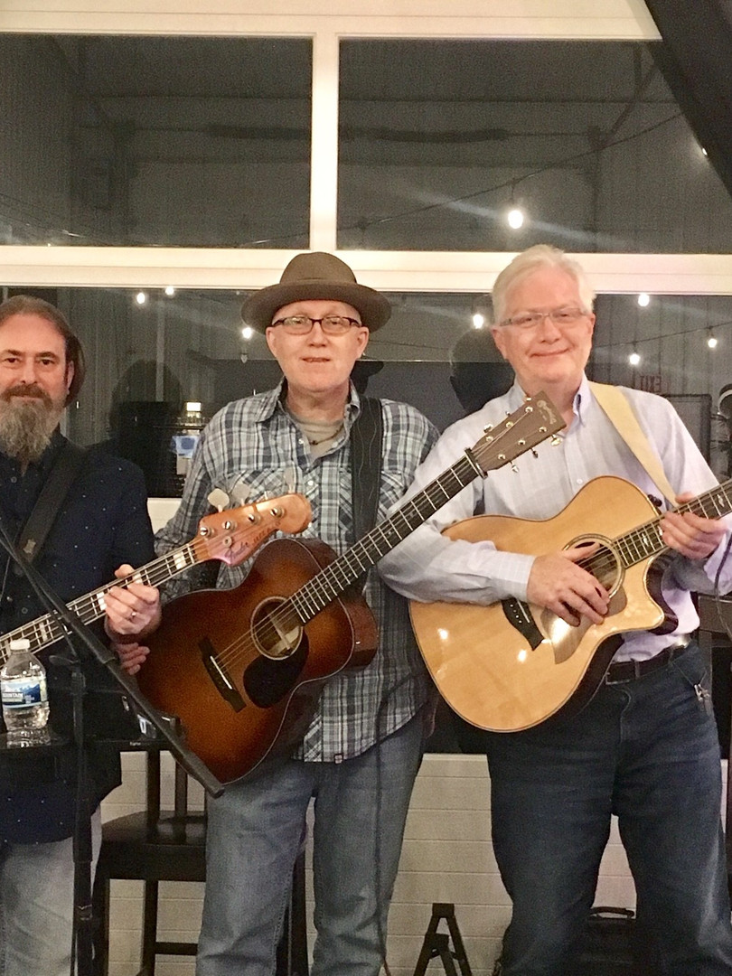 Trio at Brianza Winery