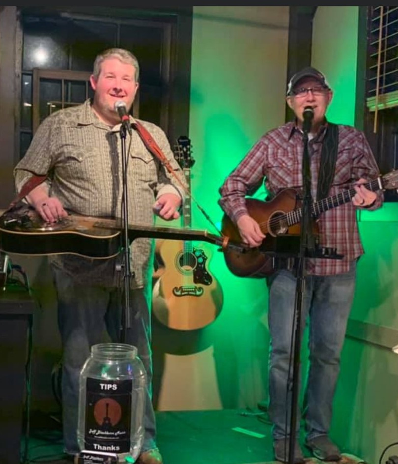 Duo at Darlin' Jeans - Midway, KY