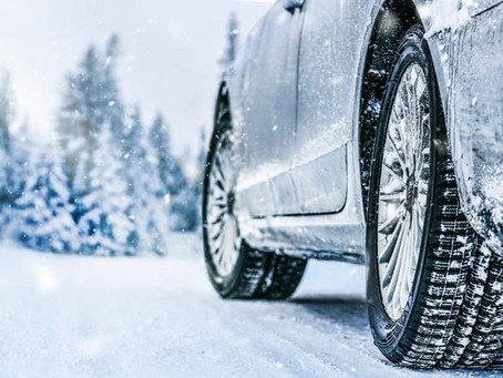 Winterize Your Car on the Outside