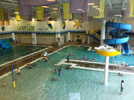 August Means Summer is Winding Down: Get Thee to a Waterpark!