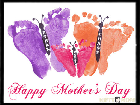 Mother's Day COVID-19 Style and Spotlight on Andover