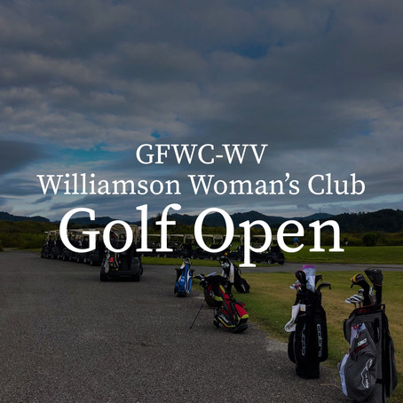 The Williamson Woman's Club Tournament was a Hole-In-One!