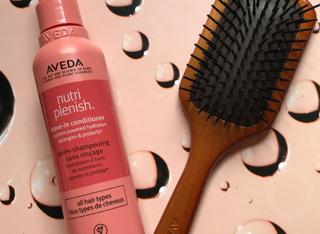 Why I Love Nutriplenish Leave-In Conditioner