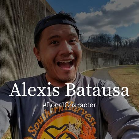 Local Character: Alexis Batausa
