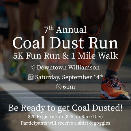 The Dirtiest Race: Coal Dust Run #7