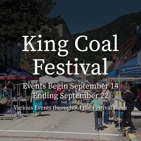 King Coal Festival Preview