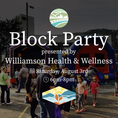 2019 Block Party