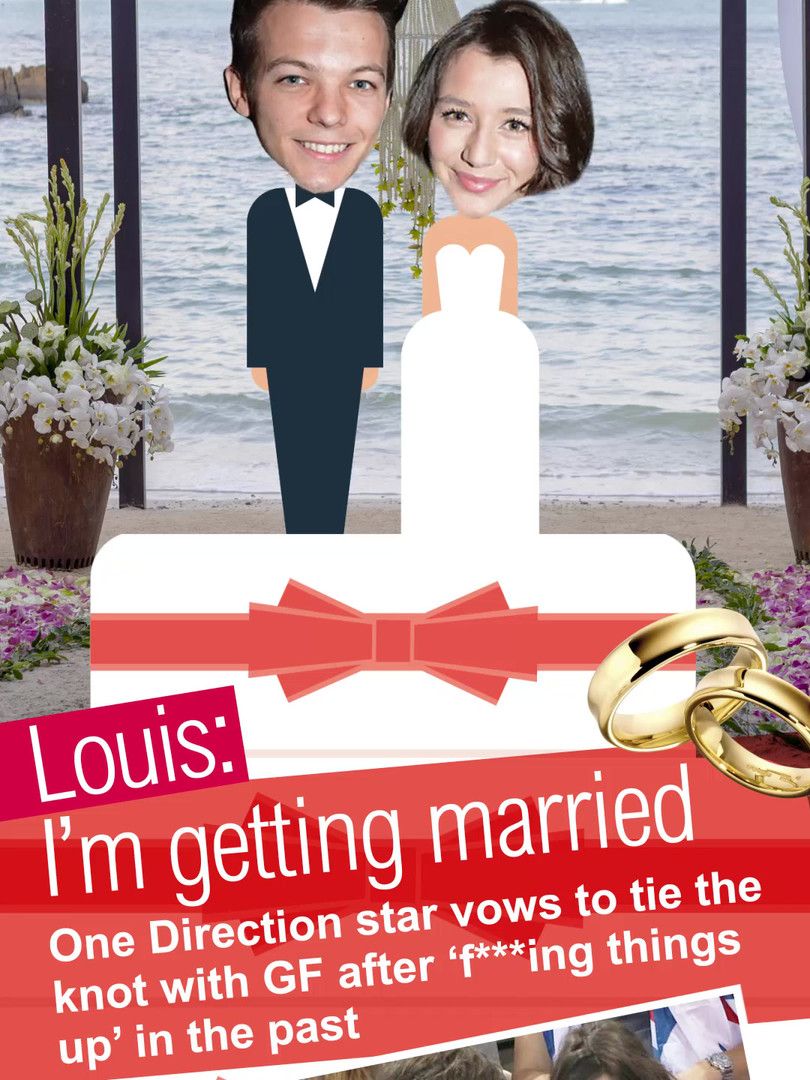 Louis I'm getting married